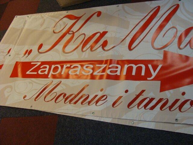 banery Lublin druk
