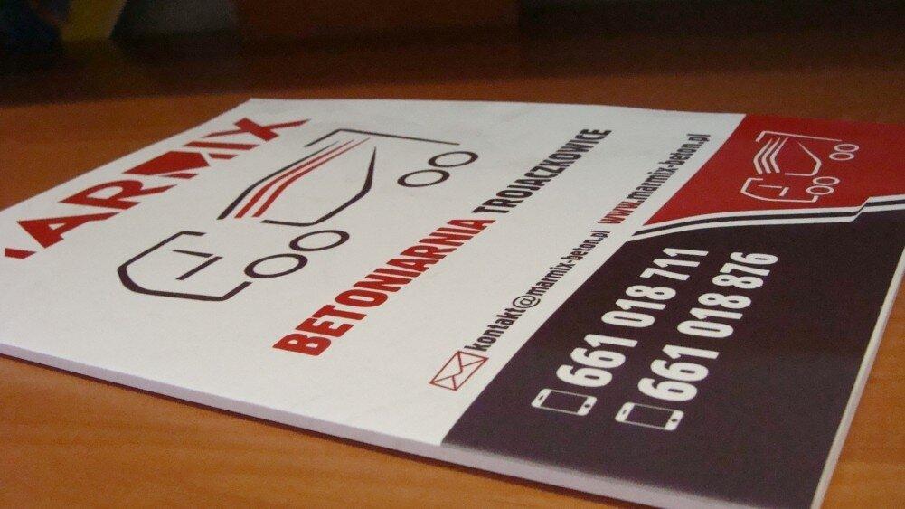 teczki reklamowe druk Lublin