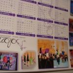 naklejki druk lublin kalendarze