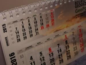 kalendarze Lublin spiralowane