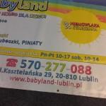 Materiały reklamowe druk Lublin